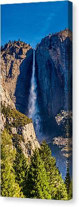 Spring Water Canvas Print by Az Jackson