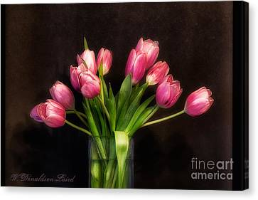 Spring Canvas Print by Wendi Donaldson Laird