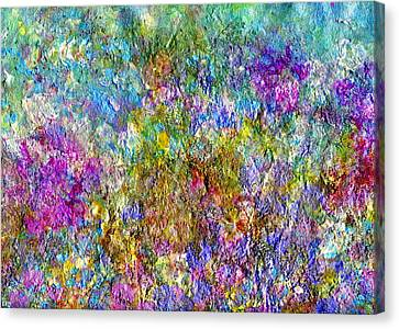 Springtime Canvas Print by Don  Wright