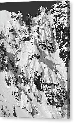 Squaw Valley Forbidden Fruit Canvas Print by Dustin K Ryan