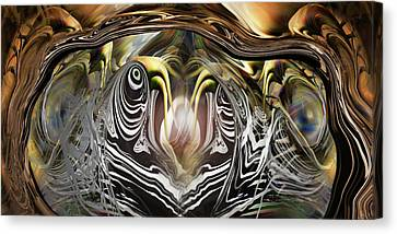 Canvas Print - Squid Liquidation by Steve Sperry