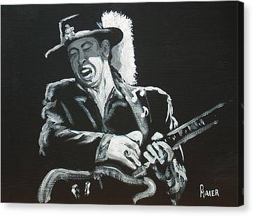SRV Canvas Print by Pete Maier