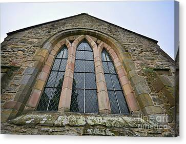 St Agatha's Church, Easby Canvas Print by Nichola Denny