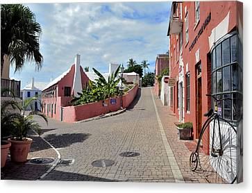 St George's Bermuda Canvas Print