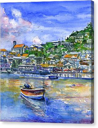 St. George Grenada Canvas Print