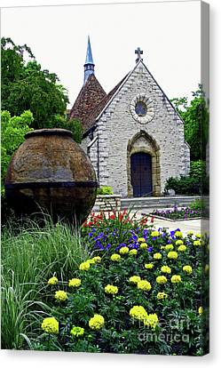 St. Joan Of Arc Chapel Canvas Print