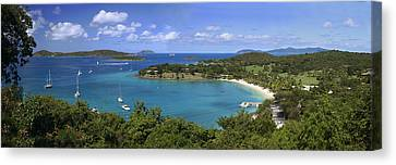 St. John Canvas Print by Gary Lobdell