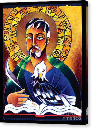 St. John The Evangelist - Mmjev Canvas Print