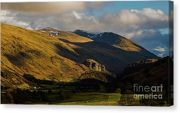 St Johns In The Vale Canvas Print by John Collier