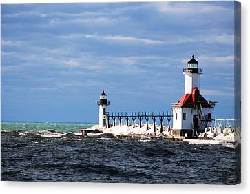 St. Joseph Lighthouse - Michigan Canvas Print