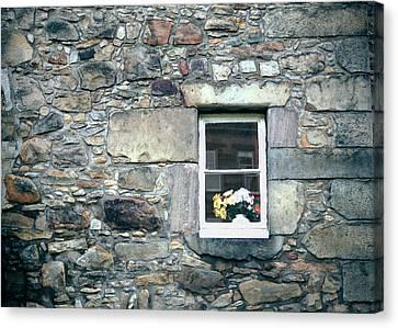 St. Mary's Window Canvas Print