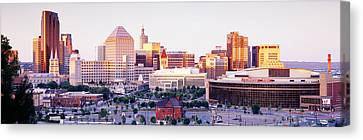St Paul Mn Canvas Print by Panoramic Images