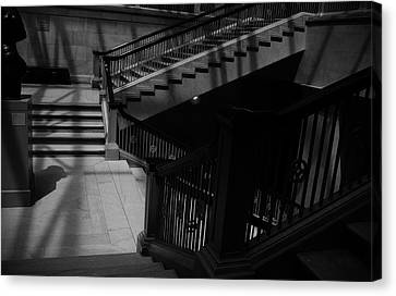 Stairs Canvas Print by Ester  Rogers