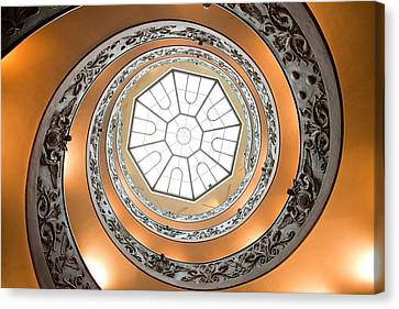 Stairs To Heaven Canvas Print by Andre Goncalves