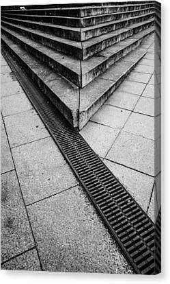 Stairs  Canvas Print by Tommytechno Sweden