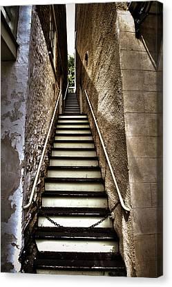 Stairway Canvas Print
