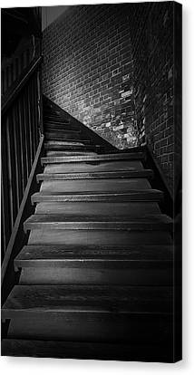 Stairway Canvas Print by Ester  Rogers