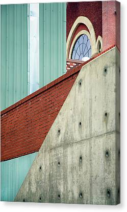 Canvas Print - Stairway To Church by Ross Odom