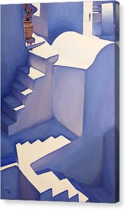 Stairways Canvas Print by Patrick Parker