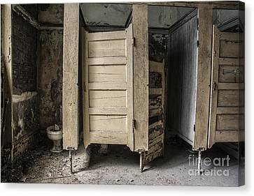Dust Canvas Print - Stalled by Terry Rowe