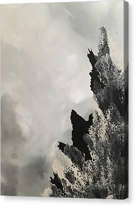 Stanza Canvas Print