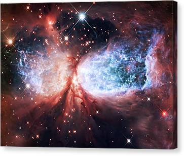 The Hubble Telescope Canvas Print - Star Gazer by Jennifer Rondinelli Reilly - Fine Art Photography