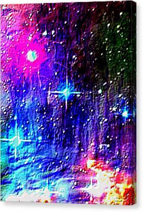 Stardust Canvas Print by Larry E Lamb