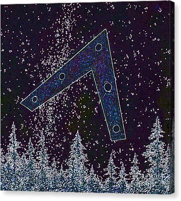 Appleton Canvas Print - Stardust Universe by Norma Appleton