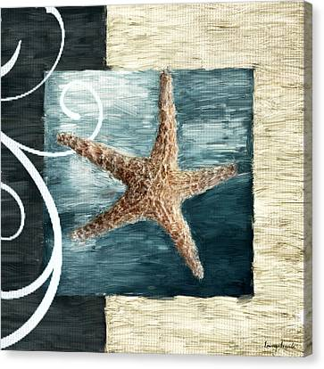 Starfish Spell Canvas Print