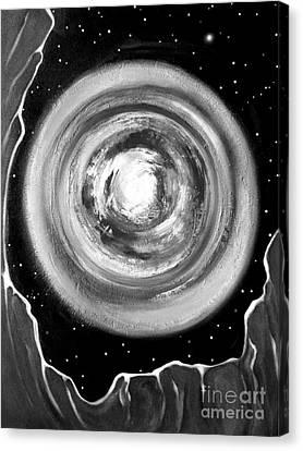 Stargaze 2 Canvas Print by Gem S Visionary