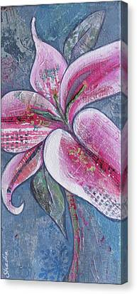 Mothers Day Gift Ideas Canvas Print - Stargazer I by Shadia Derbyshire