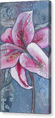 Mothers Day Gift Ideas Canvas Print - Stargazer IIi by Shadia Derbyshire