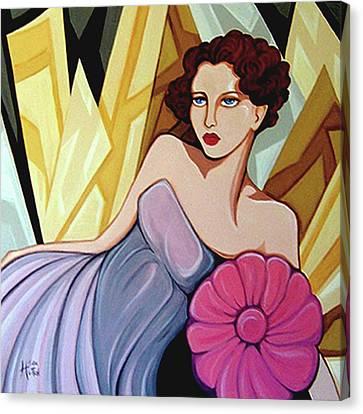 Starlet 1935 Canvas Print