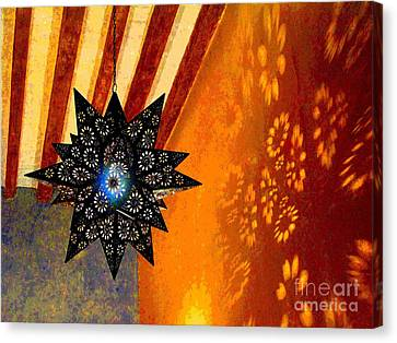 Starlight 2 By Darian Day Canvas Print by Mexicolors Art Photography