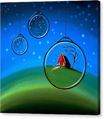 Starlight Canvas Print by Cindy Thornton