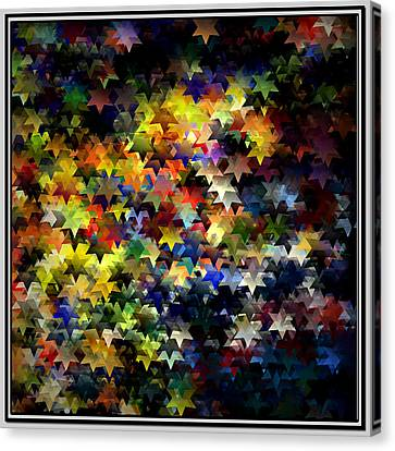 Starlight Canvas Print by Susan  Epps Oliver