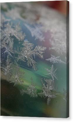 Starlike Canvas Print by Rachelle Johnston
