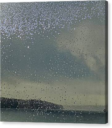 Canvas Print featuring the photograph Starry Day by Sally Banfill