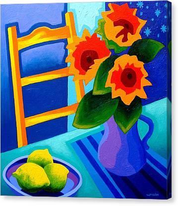 Starry Night   I  Canvas Print by John  Nolan