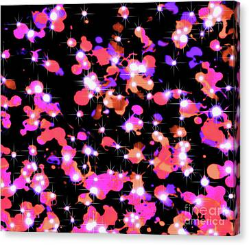 Outer Space Canvas Print - Stars All Over The Place by Tim Richards