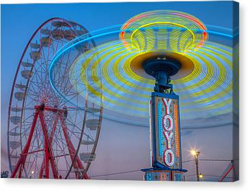 State Fair I Canvas Print by Clarence Holmes