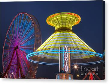State Fair II Canvas Print by Clarence Holmes