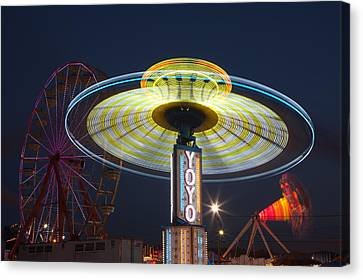 State Fair IIi Canvas Print by Clarence Holmes