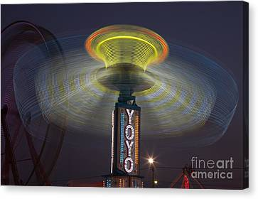 State Fair Iv Canvas Print by Clarence Holmes