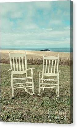 Stay Awhile Prince Edward Island Canvas Print