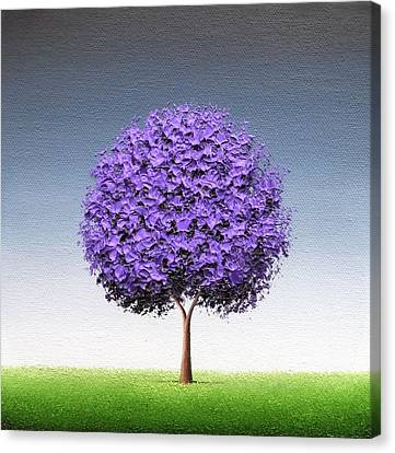 Staying The Journey Canvas Print by Rachel Bingaman