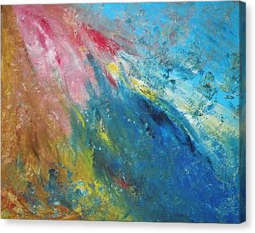Steadfast Canvas Print by Christine Martin