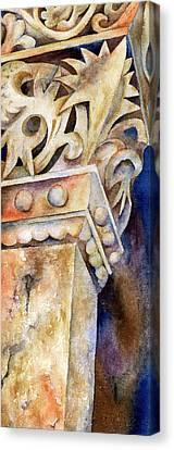 Steadfast Canvas Print by Winona Steunenberg