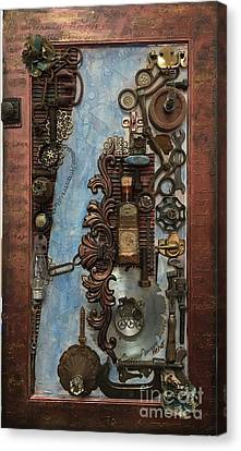 Steampunk 1 Canvas Print