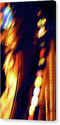 Stellar Canvas Print by Tj Evans